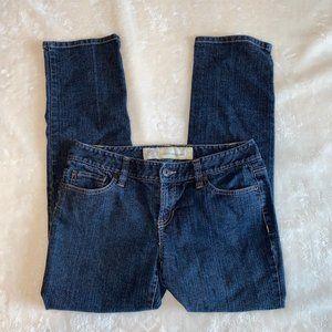 Ann Taylor LOFT Slim Cropped jeans 4 like NEW!